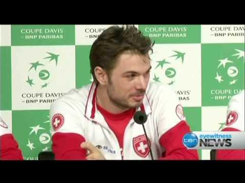 Stan Wawrinka: Roger, I still love you (Davis Cup)