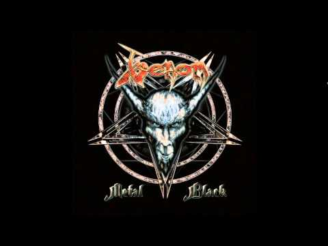 Venom-Hours of Darkness  [with Lyrics]