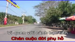 Cuộc đời phụ hồ - Nhạc chế Giã từ - version 1 - KARAOKE HD