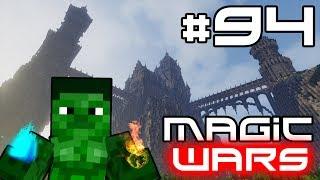 Minecraft Magic Wars - C.S.I Eden Swamp! #94