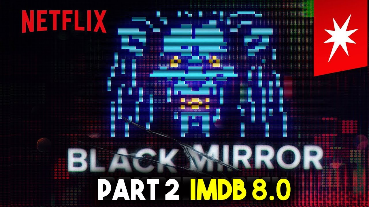 Black Mirror Bandersnatch 2018 Explained In Hindi | Universe Theory Part 2