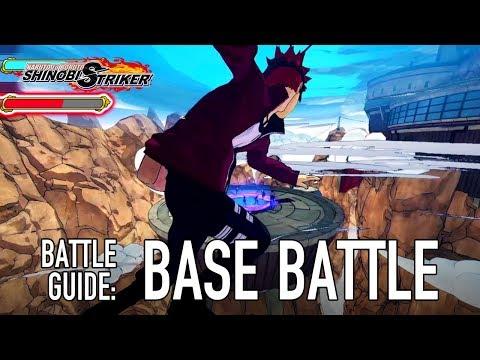 Naruto to Boruto: Shinobi Striker - PS4/XB1/PC - Master the Base Battle