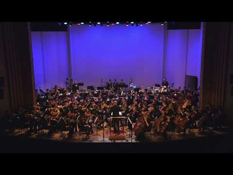 Michigan Pops Orchestra: Beauty and the Beast Overture; Alan Menken (arr. Michael Kosarin)