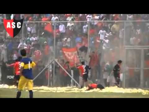 Gol de Andino vs Rioja Juniors |Final - Ida| Liga Riojana 2013