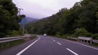 国道333号(e9) 丸瀬布市街~白滝IC交点(Part1)[遠軽町]