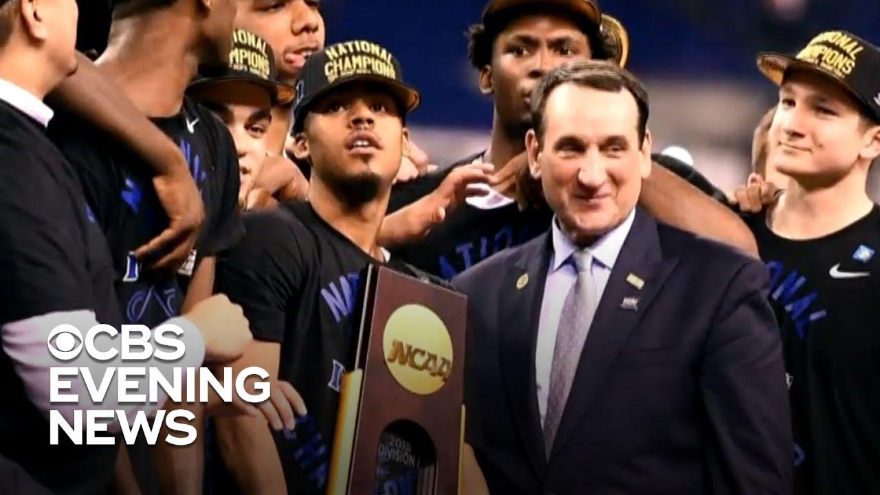 Legendary Duke basketball coach Mike Krzyzewski to retire after ...