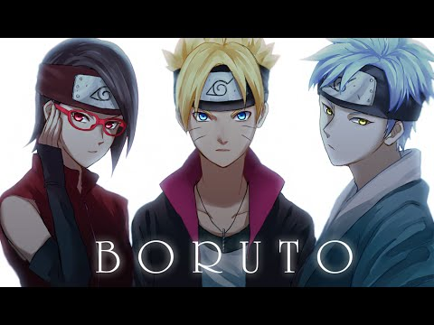 「AMV's」『Boruto The Movie』.:Before My Body Is Dry:.