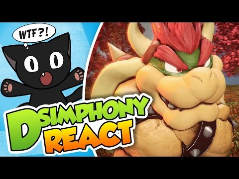 La pesadilla de Mario! | DSimphony React (Video-reacción)