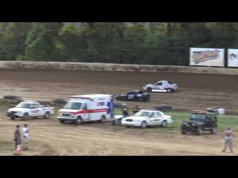 Florence Speedway | 6/24/17 | Hornets | Heat 1