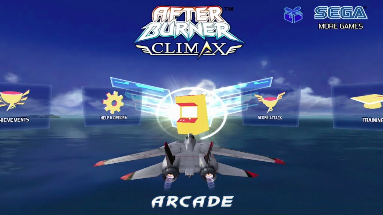 after burner climax rom download