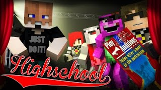 "Minecraft HIGH SCHOOL! - ""JUST DO IT!"" #7 (Minecraft Roleplay)"