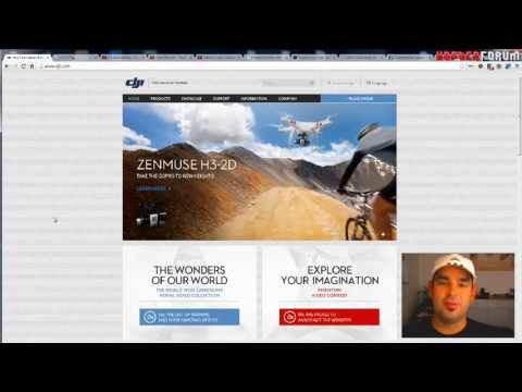 DJI Phantom #91 - 10 Weblinks die man kennen sollte