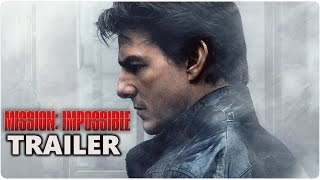 Mission Impossible 5 - Rogue Nation (Teaser Trailer) Tom Cruise 2015