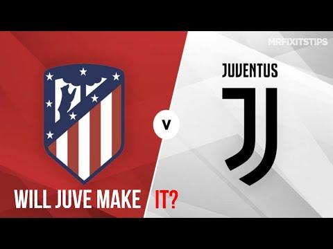 Juventus VS Atletico Madrid | #GETREADY TO COMEBACK | UEFA Champions League