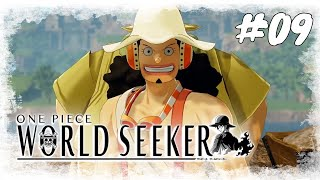 Lets Play One Piece World Seeker #09 / Lysob will sein Werkzeug / Gameplay (PS4 Deutsch German)