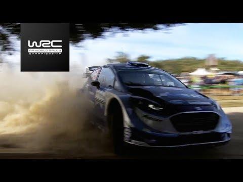 WRC - Rally Italia Sardegna 2017: WINNER Ott Tänak