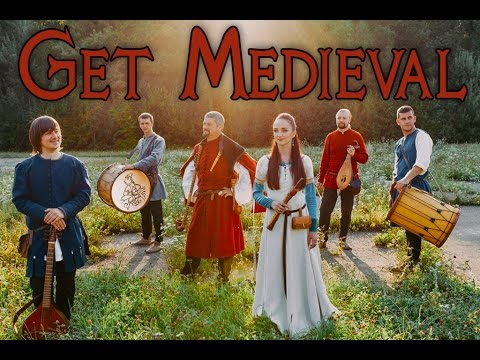 Rock Out Medieval Style with Stary Olsa In Concert