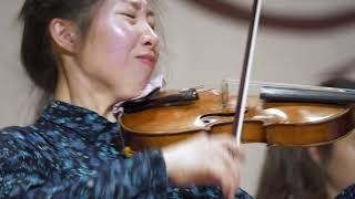 Artsylvia Chamber Music Audition 2020_Schubert,String Quartet No.14_1st mov. (Baum Quartet)