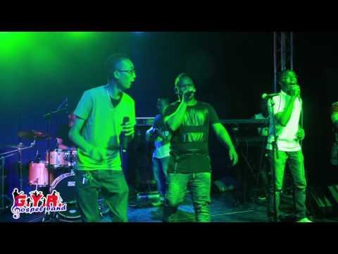 Masra me Kong - GYR Chino & Fandy - GYR Gospel Band live@keti koti Gospel party