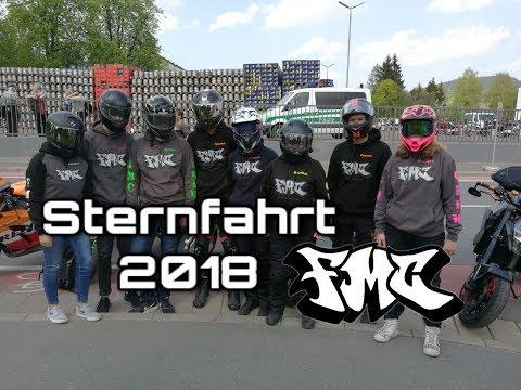 Sternfahrt 2018 in Kulmbach / FMC