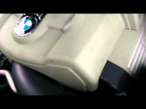 BMW 645 E64 tapping noise from engine