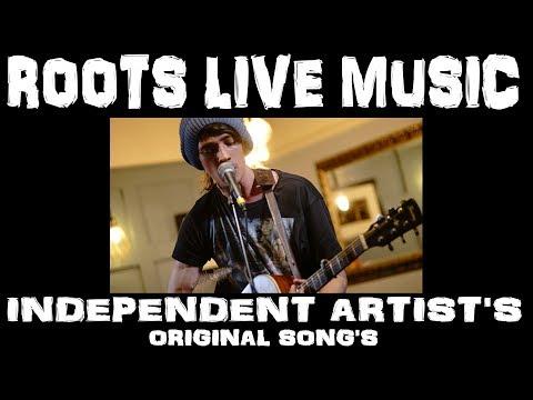 Warren Ireland - original song (crazy) Nottingham music - roots live music
