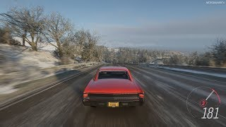 Forza Horizon 4 - 1967 Chevrolet Chevelle Super Sport 396 Gameplay [4K]