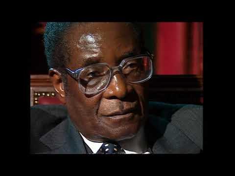 Robert Mugabe, 1997 - BBC HARDtalk