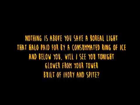 Cradle of Filth - Gilded Cunt (Lyrics)