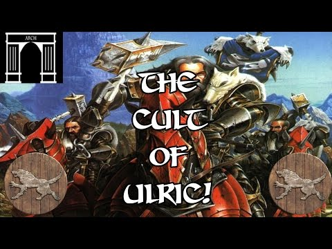 Warhammer Lore, The Cult Of Ulric!