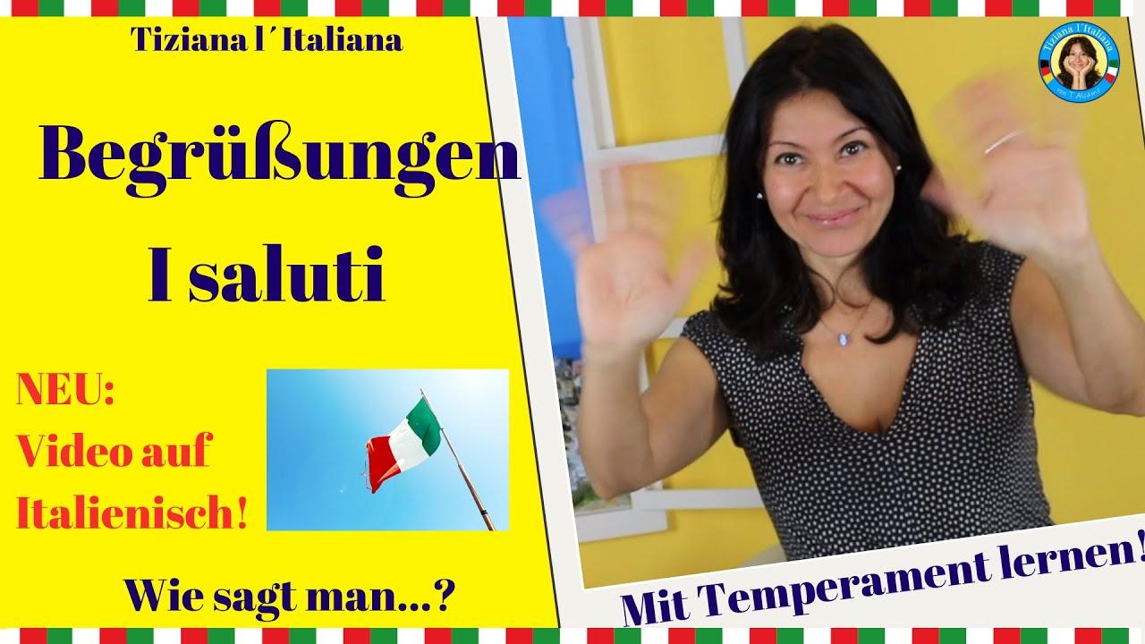 Italienische bekanntschaften