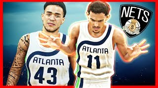 The Brooklyn Nets Paid Trae Young to Sellout! | NBA 2K20 My Career (PS4)