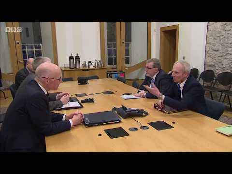 Reporting Scotland, Power Grab 11/05/2018