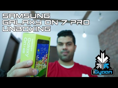 Samsung Galaxy On7 Pro Review Videos