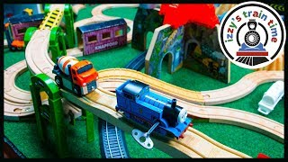 Thomas and Friends Hornby Clockwork Set! Fun Toy Trains for Kids