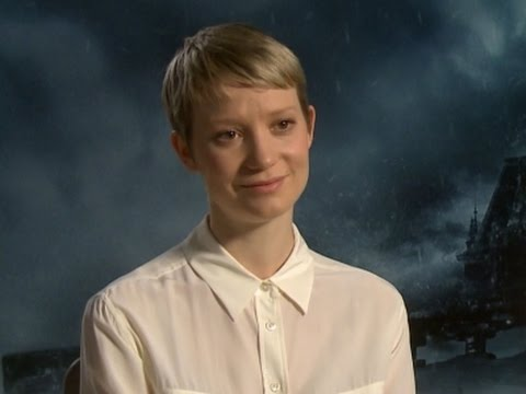 Mia Wasikowska's Lovehate Affair With Hollywood
