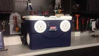 Bluetooth Cooler Fentertainment Stereo Cooler