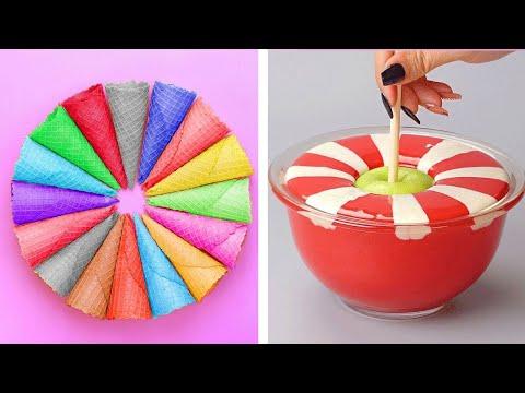 So Yummy Chocolate Apple Cake Decorating Ideas | So Tasty Cake Compilation | Top Yummy Cake