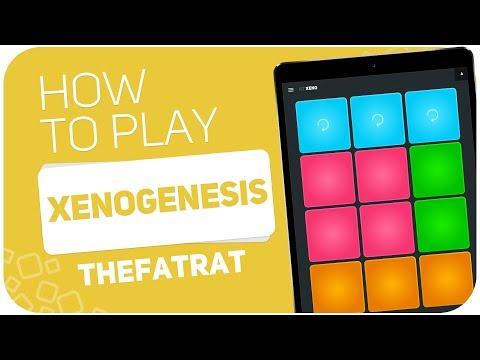 How to play: XENOGENESIS (TheFatRat) - SUPER PADS - Kit Xeno