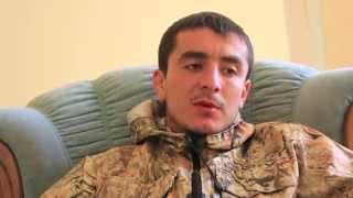 Кавказцы на войне в Украине ч 1