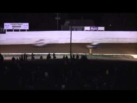 Port Royal Speedway All Star Sprint Car Highlights 4-25-15