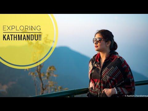Exploring KATHMANDU