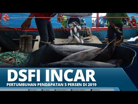 DSFI INCAR PERTUMBUHAN PENDAPATAN 5 PERSEN DI 2019