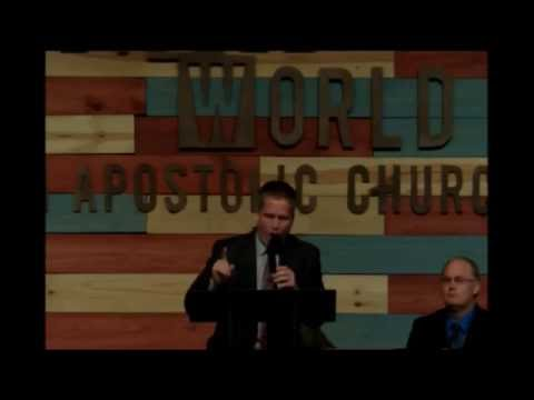 Preach It: The Power of the Holy Ghost