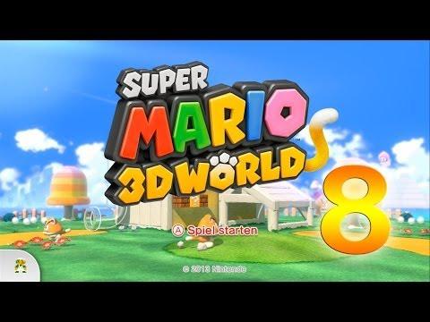 Super Mario 3D World # 8 - Ich komm nicht raus, ein Geisterhaus [Deutsch][HD+][100%]