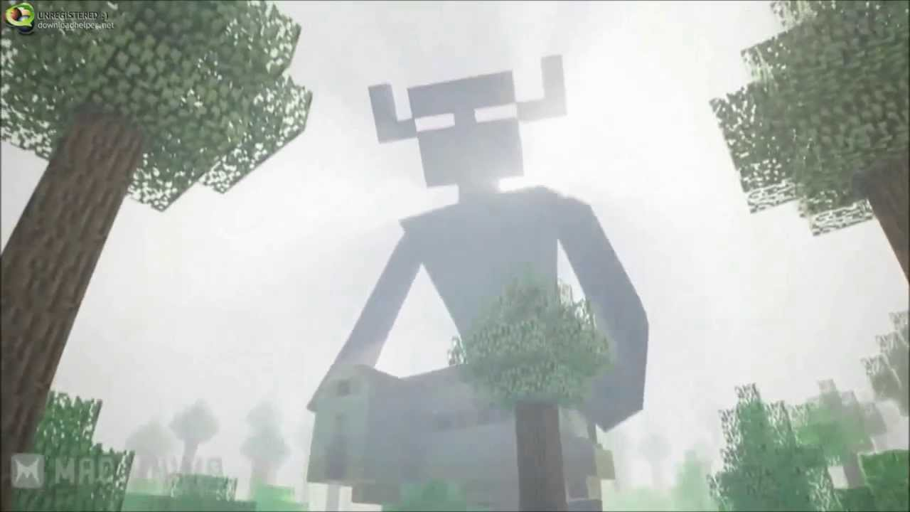 endercolossus a minecraft animation youtube