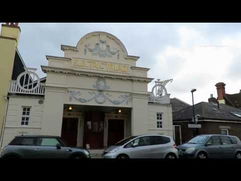 Britain's Oldest Cinema - The Electric Palace in Harwich
