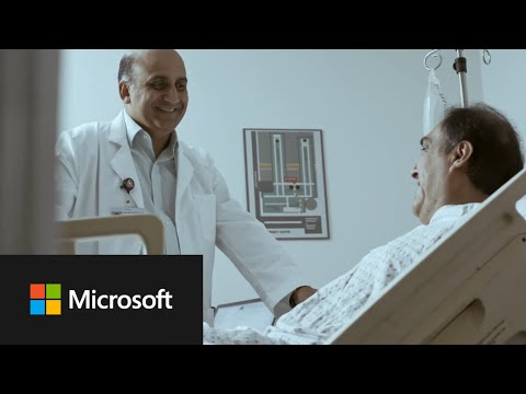 Nuance and Microsoft partner to transform the doctor-patient experience