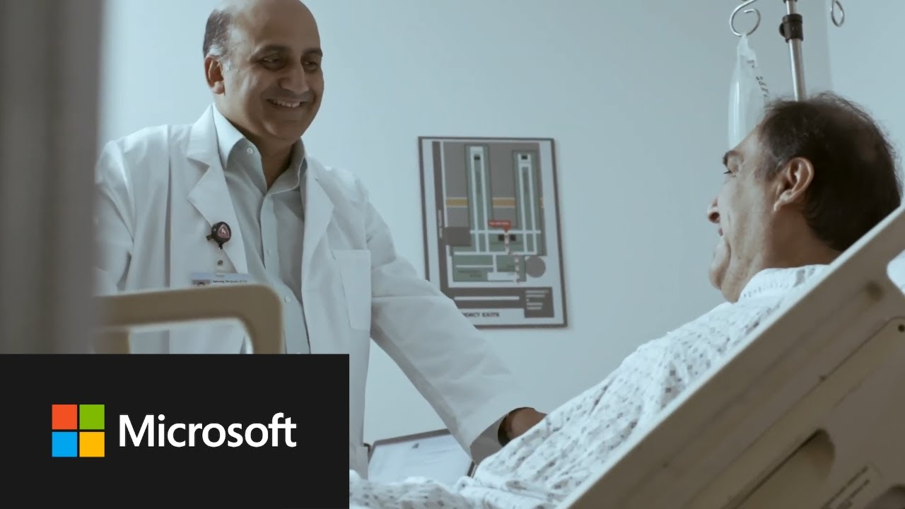 Nuance and Microsoft partner to transform the doctor-patient experience - Stories
