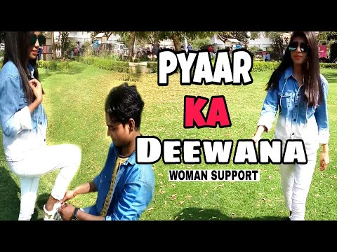 Pyaar ka deewana | Ishwar Kdp | Akansha | Woman Support Lsy Entertainment